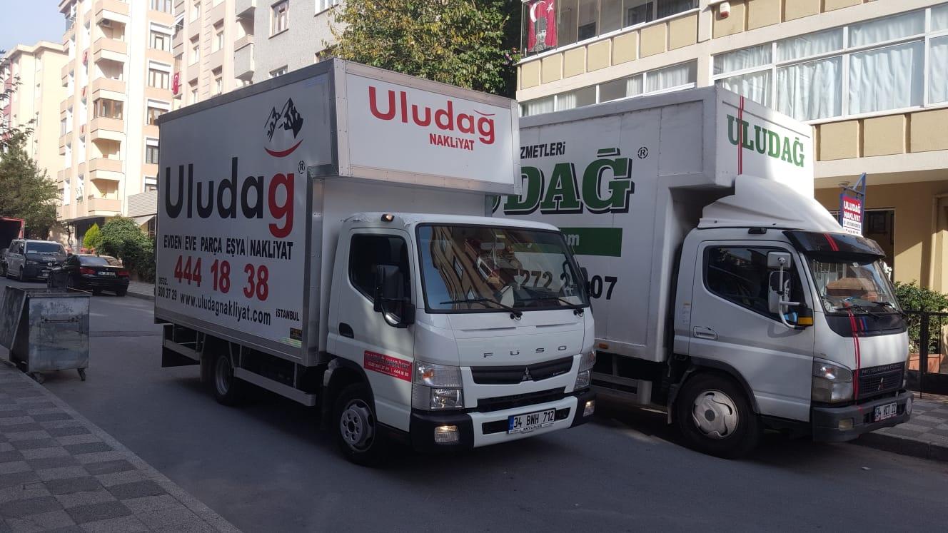 İstanbul Uludağ Nakliyat 444 18 38