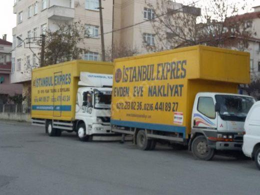 İstanbul Expres Nakliyat