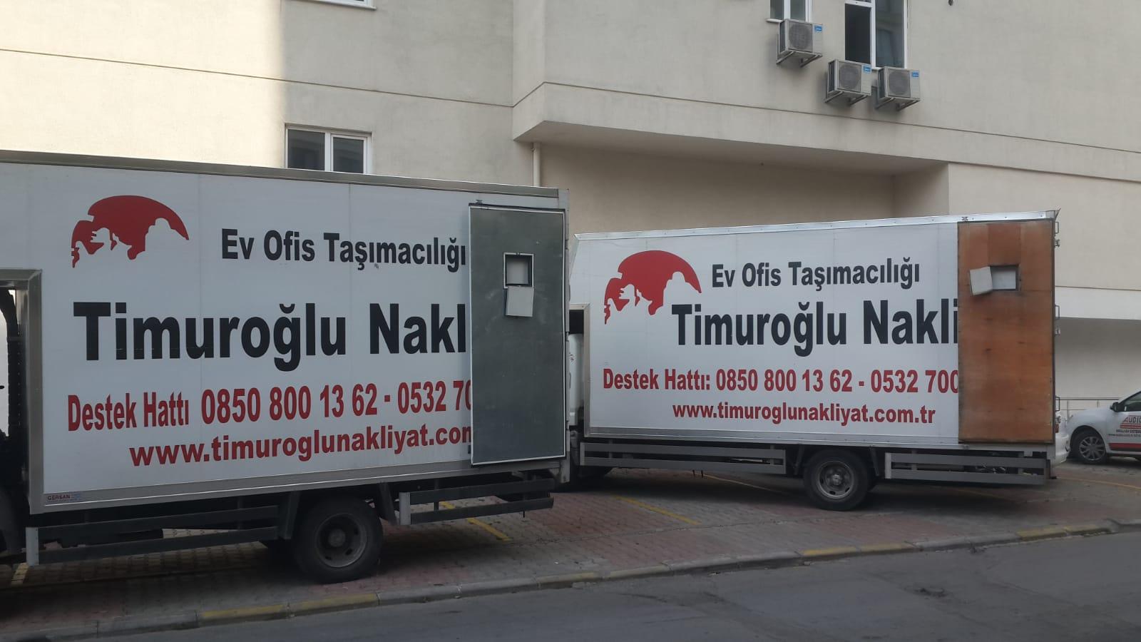 Timuroğlu Nakliyat