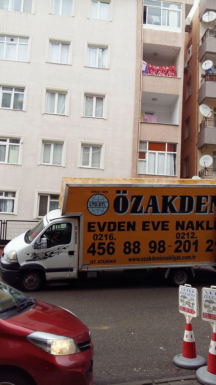 Öz Akdeniz Nakliyat 444 38 09