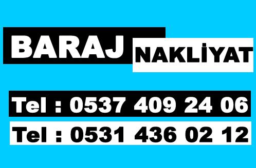 Adana Baraj Nakliyat