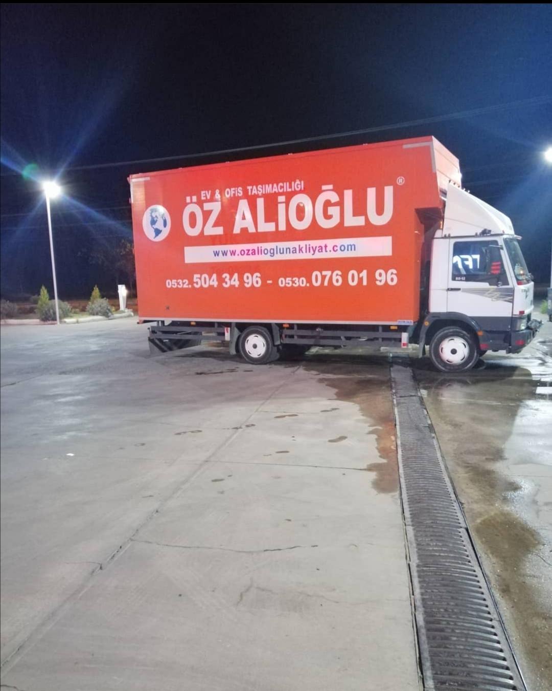 Öz Alioğlu Nakliyat